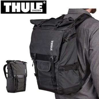 Thule スーリー バックパック Thule Covert DSLR Rolltop Backpack TCDK-101 【カバン】カメラバッグ用 デイパック ビジネス 通勤 通学