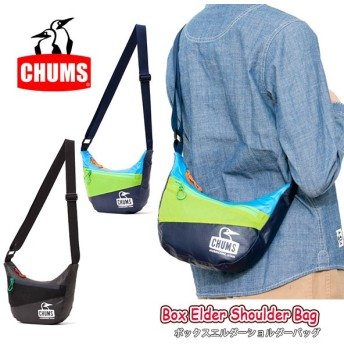 chums チャムス Box Elder Shoulder Bag CH60-213