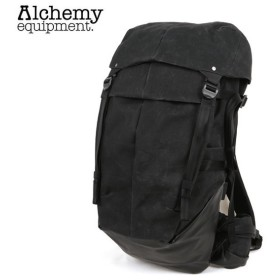 Alchemy Equipment アルケミーエキップメント ディパック 35L TOP LOAD DAY PACK AEL003 【カバン】鞄 バックパック