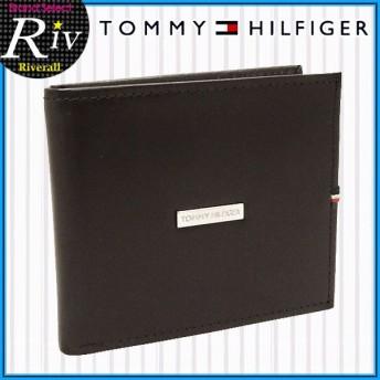 トミーヒルフィガー TOMMY HILFIGER 財布 二つ折り財布 メンズ 新作 96-5169