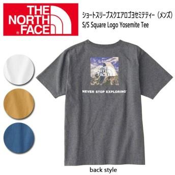 THE NORTH FACE ノースフェイス ショートスリーブ Tシャツ メンズ NT31843