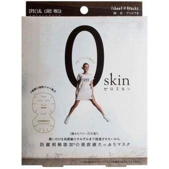 ジャパンギャルズ(ジャパンギャルズ)/0skinスパシャルケアマスク フェイス用シートパック・マスク