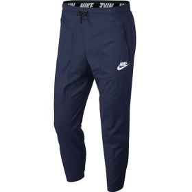 (セール)NIKE(ナイキ)メンズスポーツウェア ロングパンツ ナイキ AV15 ウーブン パンツ 885932-429 メンズ バイナリーブルー/ブラック/(ホワイト)