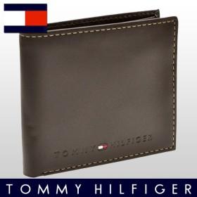 ポイント10% トミーヒルフィガー TOMMY HILFIGER 財布 二つ折り メンズ 31TL25X005