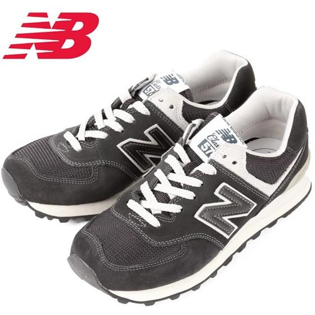 ニューバランス new balance  ML574 FBG BLACK ブラック /日本正規品