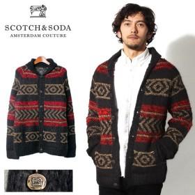 スコッチ アンド ソーダ SCOTCH&SODA ニット カーディガン メンズ