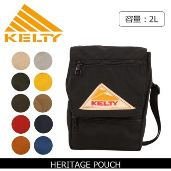 KELTY ケルティー HERITAGE POUCH 2592156