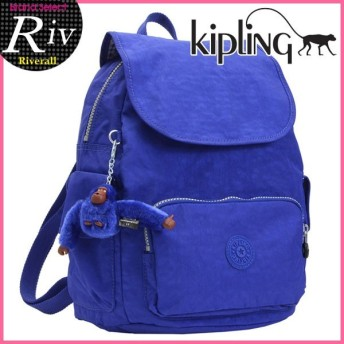 キプリング kipling バッグ リュックサック バックパック City Pack S k15635