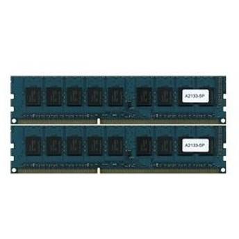 センチュリーマイクロ 低電圧1.35v サーバー/WS用 PC3-12800/DDR3-1600 8GBキット(4GB2枚組) DIMM ECC付 CK4GX2-D3LUE1600