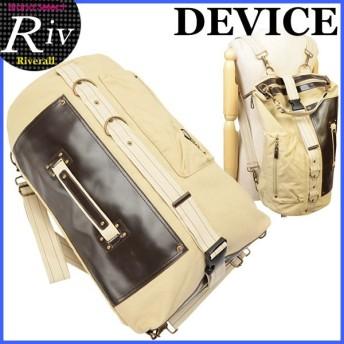 デバイス バッグ DEVICE ディバイス メンズ スリング ボディバッグ ショルダー 斜めがけ ボストン リュックサック 3way EHR