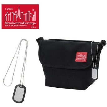 ManhattanPortage マンハッタンポーテージ 35TH ANNIVERSARY MODEL Casual Messenger Bag XS