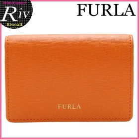 FURLA フルラ 名刺入れ カードケース 816166