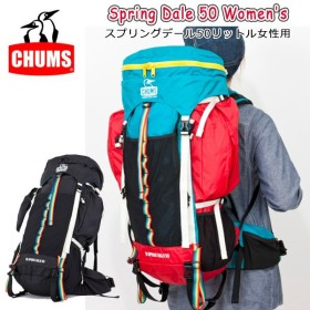 chums チャムス バックパック Spring Dale 50 Women's CH60-2068