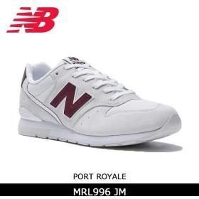 ニューバランス new balance MRL996JM PORT ROYALE 日本正規品 【靴】メンズ レディース スニーカー
