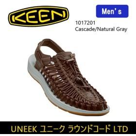 キーン KEEN オープンエア—スニーカー UNEEK ユニーク 1017201 メンズ Cascade/Natural Gray 【靴】サンダル シューズ アウトドア カジュアル