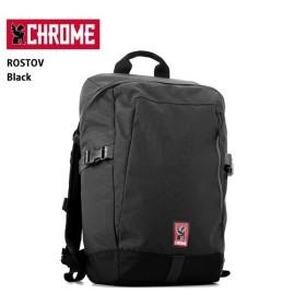 CHROME クローム バックパック ROSTOV Black Black/BG187 【カバン】ロストフ/日本正規品