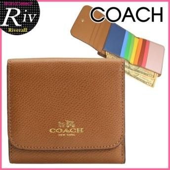 コーチ COACH 財布 Wホック 新作 F53895