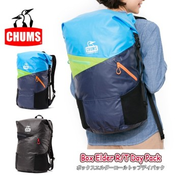 チャムス chums ディパック Box Elder R/T Day Pack ボックスエルダーロールトップデイパック  CH60-2130 正規品