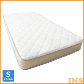 マットレス シングル ポケットコイル 寝具 ベッド用 人気 極厚 快眠 高反発 圧縮ロールポケットコイルマットレス