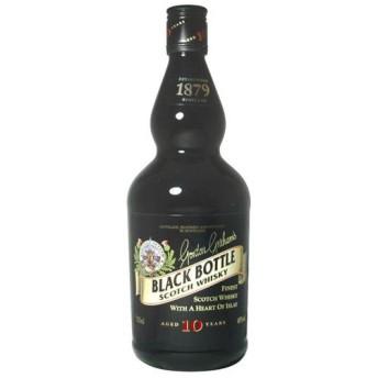 ウイスキー ブラックボトル10年  1000ml ブレンデッドスコッチ 洋酒 whisky