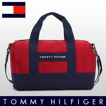 [厳選]トミーヒルフィガー バッグ ショルダーバッグ ボストンバッグ TOMMY HILFIGER TH SPORT メンズ レディース 2way 斜めがけ 6923658