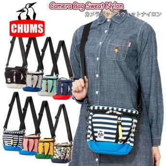 chums チャムス カメラバッグ スウェットナイロン CH60-0698