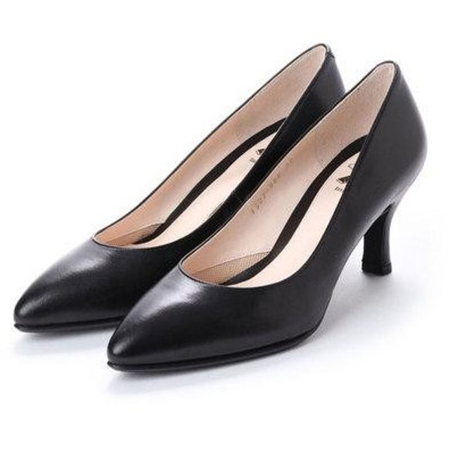 エヌティ NT(NUMBER TWENTY-ONE) 婦人靴 (BL)