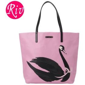 ケイトスペード KATE SPADE トートバッグ swan around bon shopper wkru4629 アウトレット
