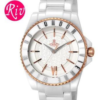 [厳選]ヴィヴィアン・ウエストウッド Vivienne Westwood 腕時計 レディース メンズ ユニセックス Sloane 43mm シルバー vv048rswh