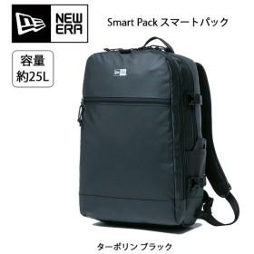 NEWERA ニューエラ  Smart Pack スマートパック ターポリン ブラック 11556606 【カバン】 バックパック リュック リュックサック アウトドア