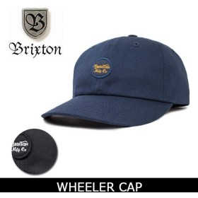 BRIXTON ブリクストン WHEELER CAP 00424