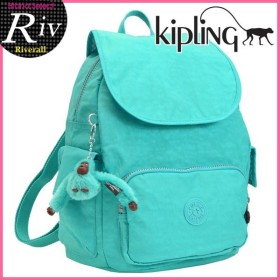 ポイントキャンペーン中 キプリング kipling バッグ リュックサック バックパック City Pack S k15635