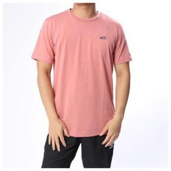 ニューバランス new balance メンズ 半袖Tシャツ ワッペンT JMTL8086