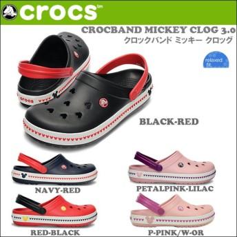 CROCS CROCBAND MICKEY CLOG サンダル 3.0 crs-032