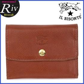 [厳選]イルビゾンテ コインケース 小銭入れ レディース メンズ IL BISONTE c0953