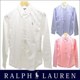 ポロ・ラルフローレン Polo Ralph Lauren 新作 シャツ レディース 長袖 クラシックフィット rlylccpcf