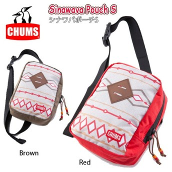 CHUMS チャムス Sinawava Pouch S CH60-2220