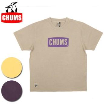 チャムス chums Tシャツ CHUMS Logo T Garment Dyed チャムスロゴT ガーメントダイ CH01-1344 メンズ 正規品【服】【t-cnr】【メール便発送・代引き不可】