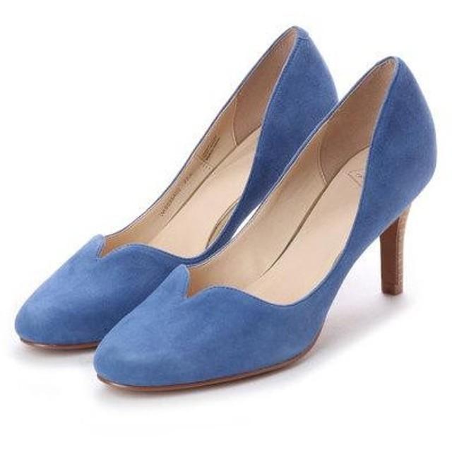 エヌティ NT(NUMBER TWENTY-ONE) パンプス (BLUE)