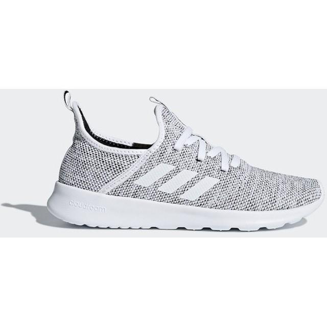 (セール)adidas(アディダス)シューズ カジュアル CLOUDFOAM PURE FBS33 DB0695 メンズ ランニングホワイト/ランニングホワイト/コアブラック