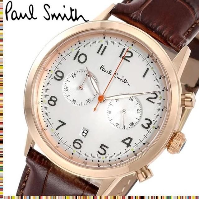 9adb04073e エントリーでP10倍 Paul Smith ポールスミス 腕時計 ウォッチ クオーツ メンズ 男性用 クロノグラフ
