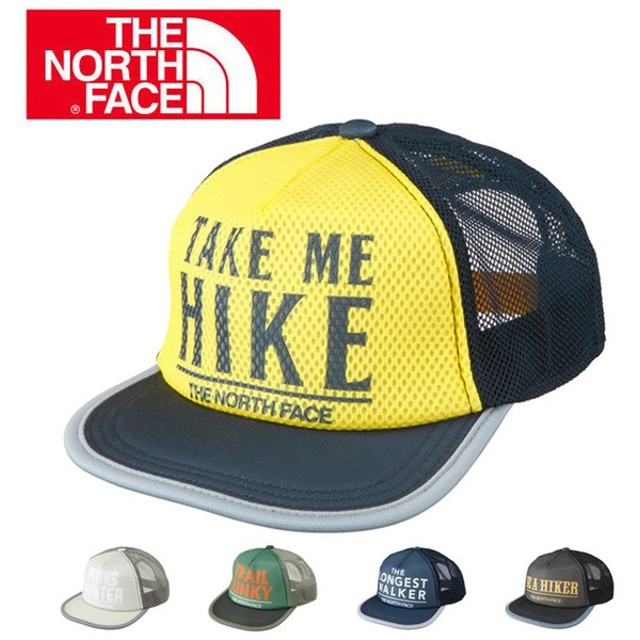 THE NORTH FACE ザ ノースフェイス マウンテンメッシュキャップ NN01805