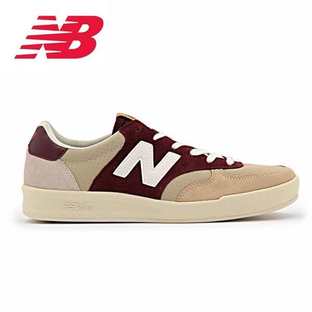 ニューバランス new balanceスニーカー  CRT300 CC BURGUNDY メンズ レディース 靴 日本正規品