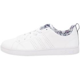 (セール)adidas(アディダス)シューズ カジュアル VALCLEAN2 AW5392 レディース ランニングホワイト/ランニングホワイト/カレッジネイビー
