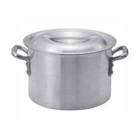KYS アルミ半寸胴鍋 24cm
