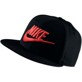 NIKE(ナイキ)スポーツアクセサリー 帽子 キャップ SNAP BACK CAP フューチュラ 584169-028 ユニセックス MISC ブラック/ディープロイヤルブルー