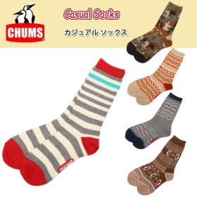 チャムス chums  ソックス Casual Socks カジュアル ソックス 日本正規品 CH06-1021 【服】
