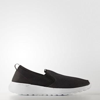 (セール)adidas(アディダス)シューズ カジュアル CLOUDFOAM LIGHT SLIPON CFR87 AW4187 メンズ コアブラック/DGH ソリッドグレー/ランニングホワイト