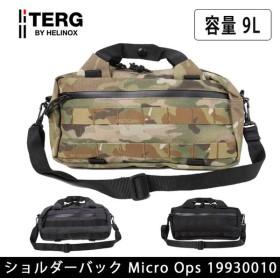 TERG ターグ ショルダーバッグ Micro Ops 19930010