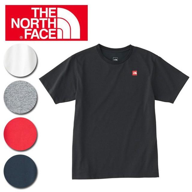 ノースフェイス THE NORTH FACE Tシャツ ショートスリーブスモールボックスロゴティー S/S Small Box Logo tee NT31848 シャツ【メール便・代引不可】